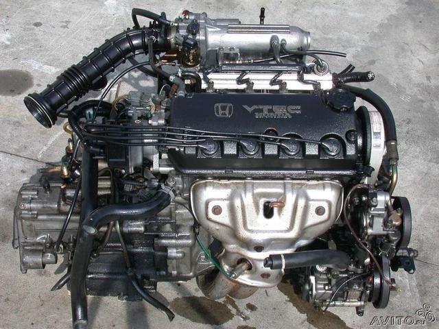 двигатели honda виды
