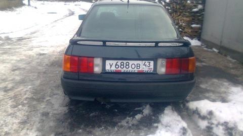 Audi 80 1.8 карбюратор.