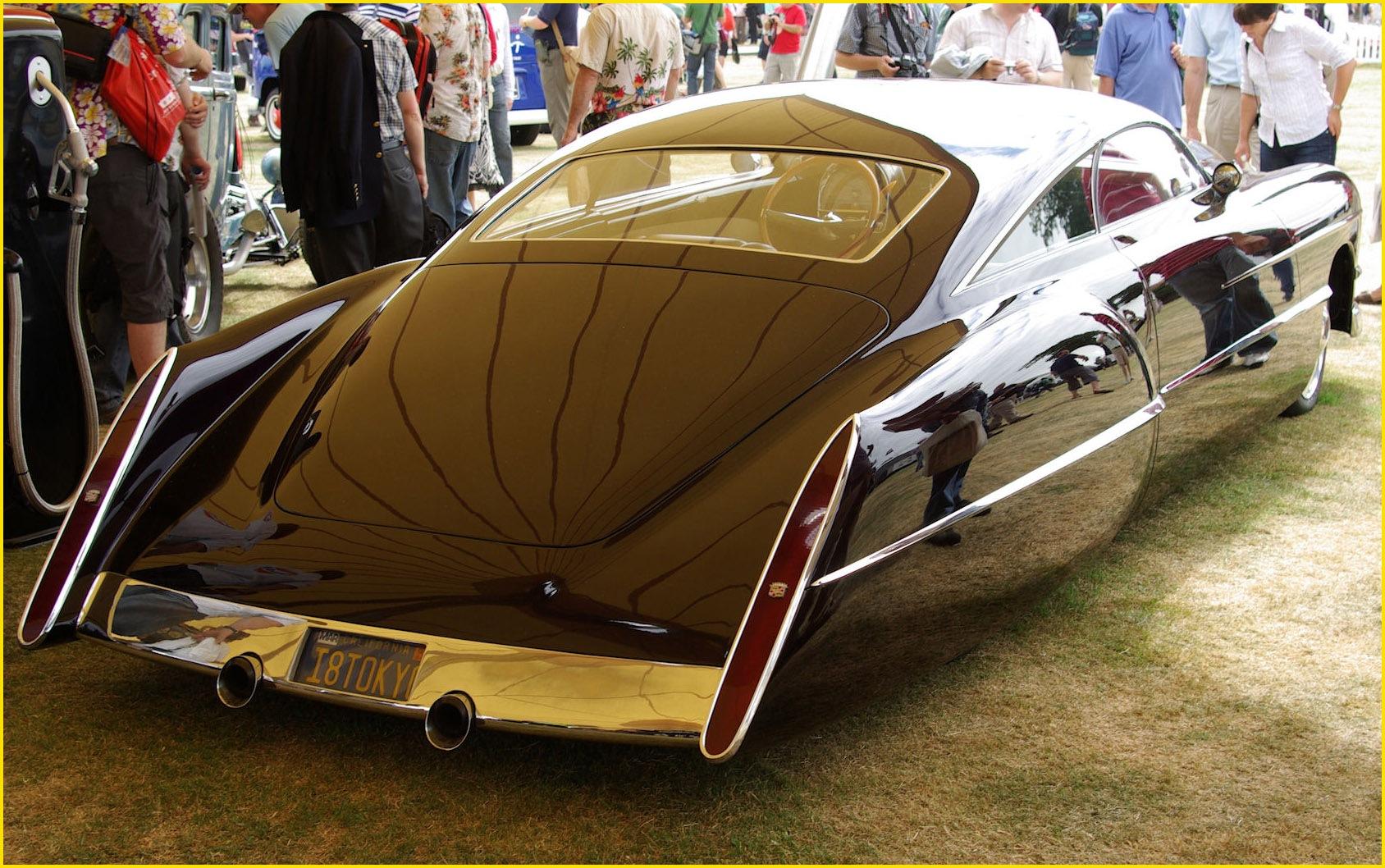 Hot Rod Célebres : 1948 CadZZilla 913205u-960