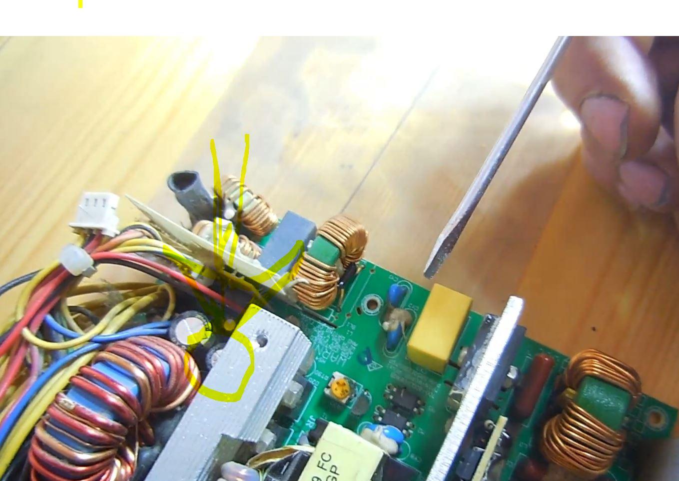 Как отремонтировать блок питания компьютер своими руками 187