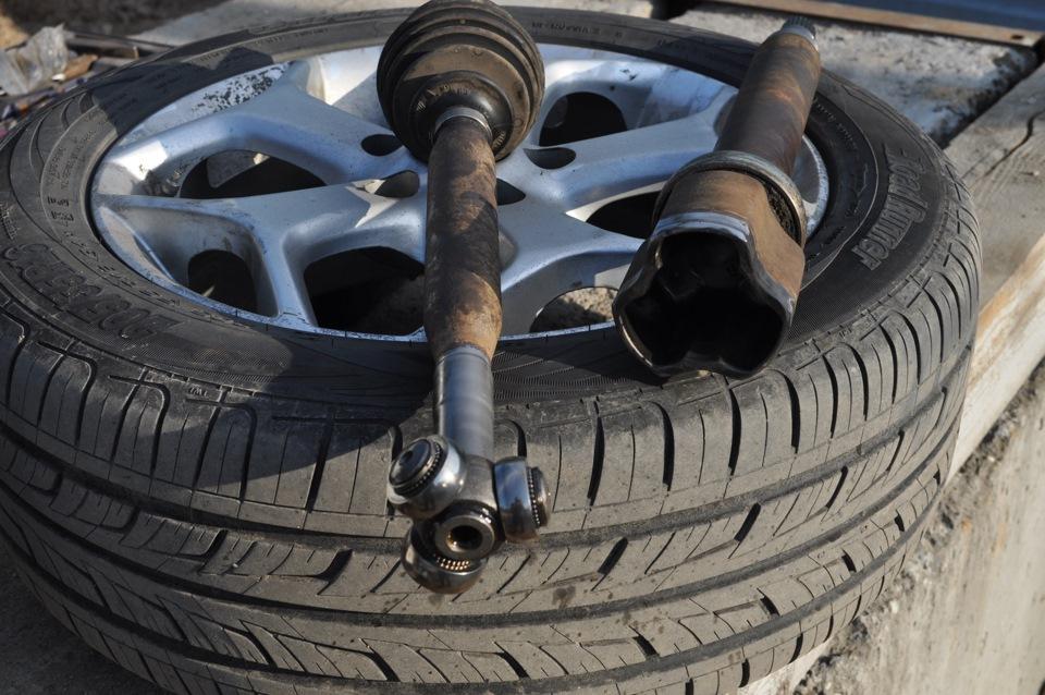 Замена пыльника привода внутреннего форд фокус 1 Устранение течи раздатки, замена сальников дэу джентра