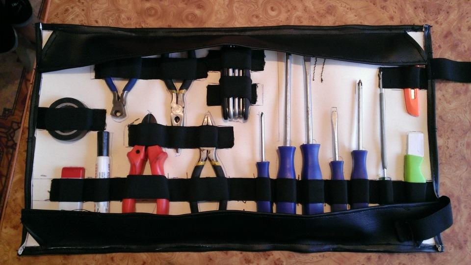 Как сделать органайзер для инструментов