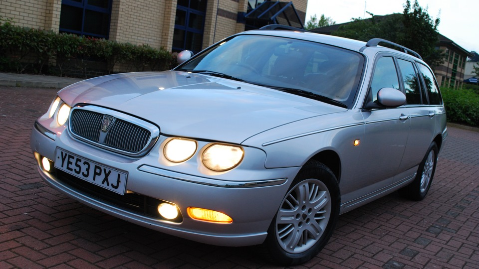 rover 75 engine manual