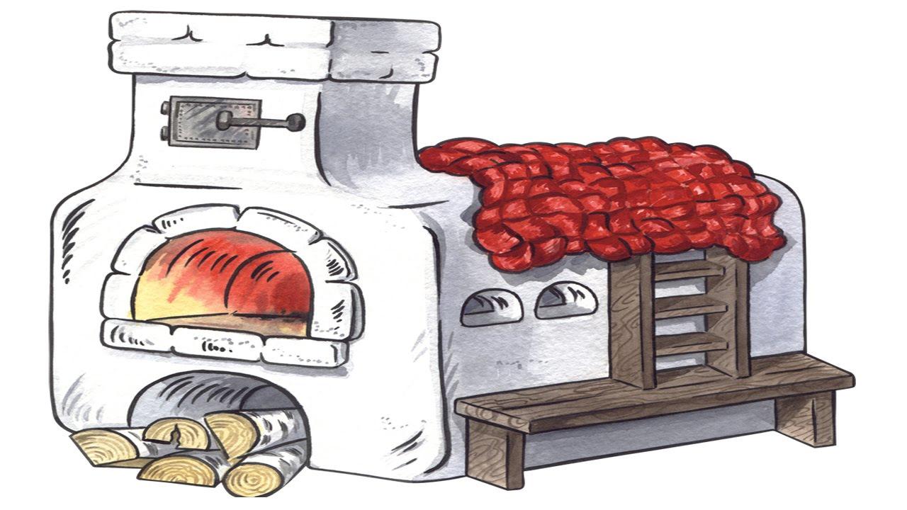 потолок картинки печка как нарисовать фильтры могут