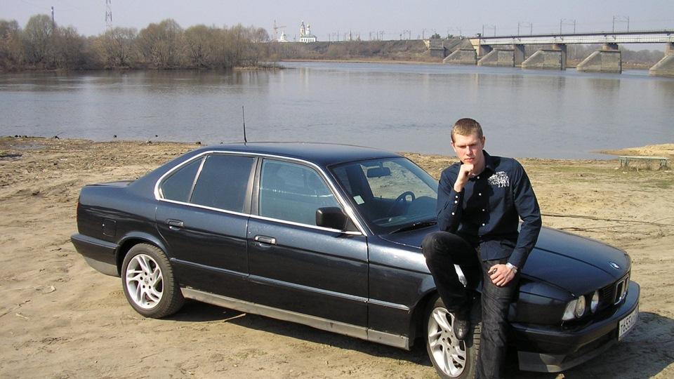 BMW 5 series лихие 90-