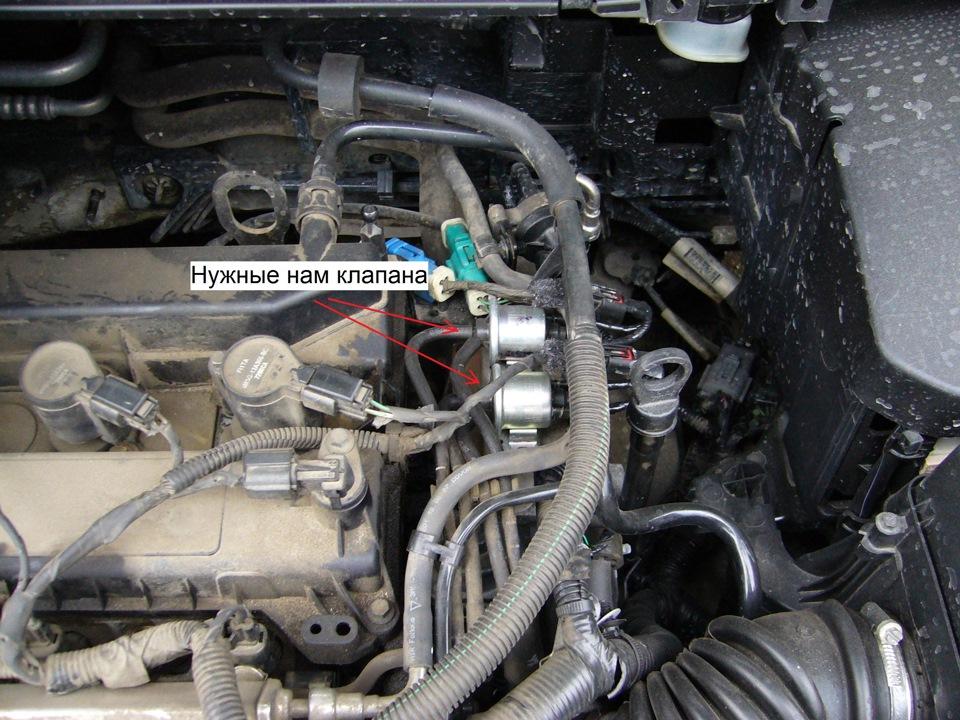 ошибка p2008 ford focus 2
