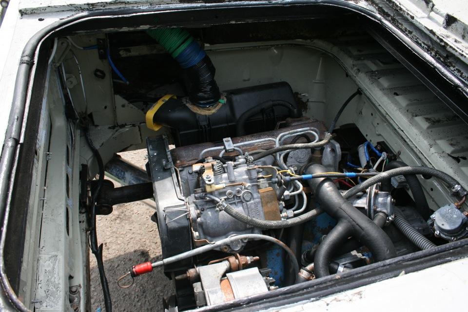 Расположение двигателя в фольксваген транспортер 2 транспортер 2012 цены