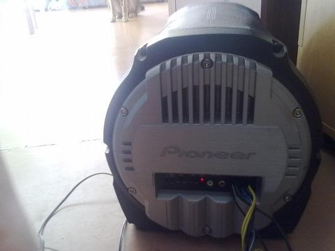 Продам маленького голосистого друга ) Pioneer TS-WX20LPA.