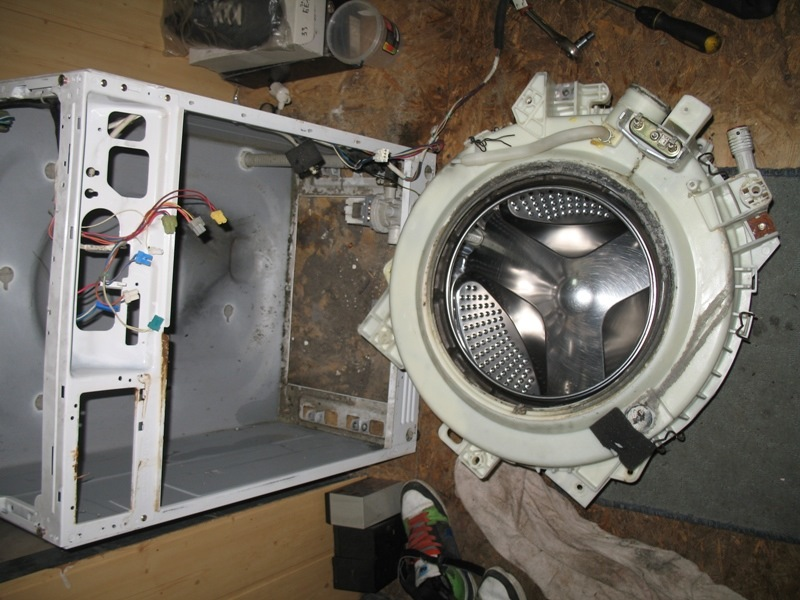 Ремонт стиральных машин lg своими руками замена сливного насоса