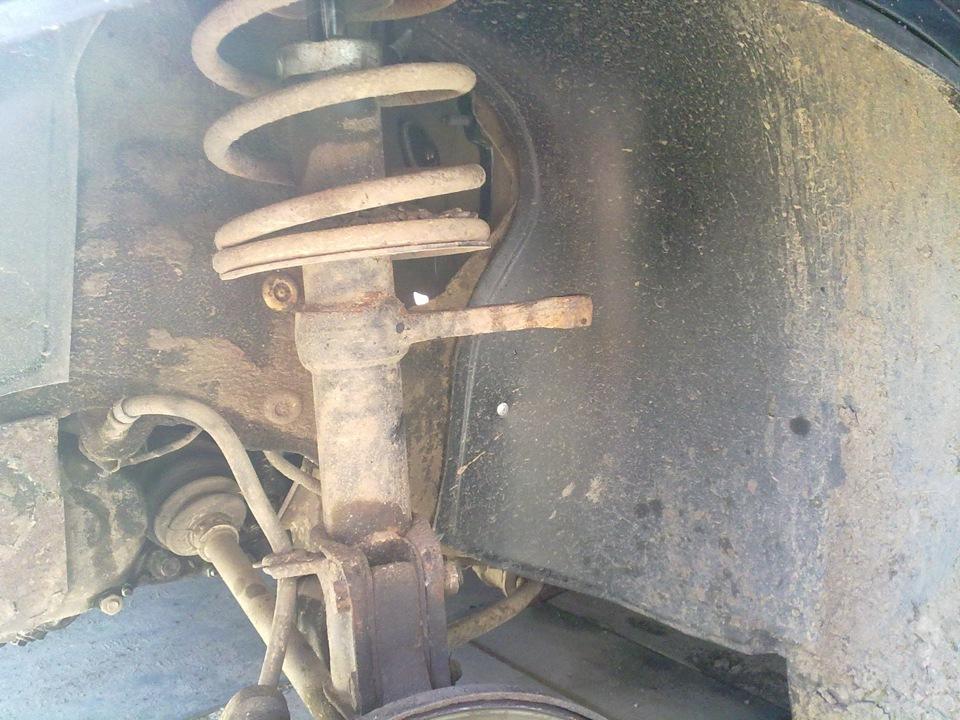 Фото №15 - замена пыльника рулевой рейки ВАЗ 2110