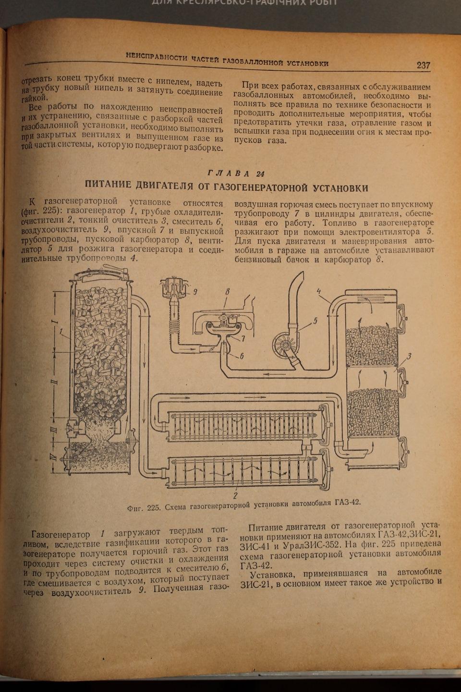 Газогенератор своими руками чертежи