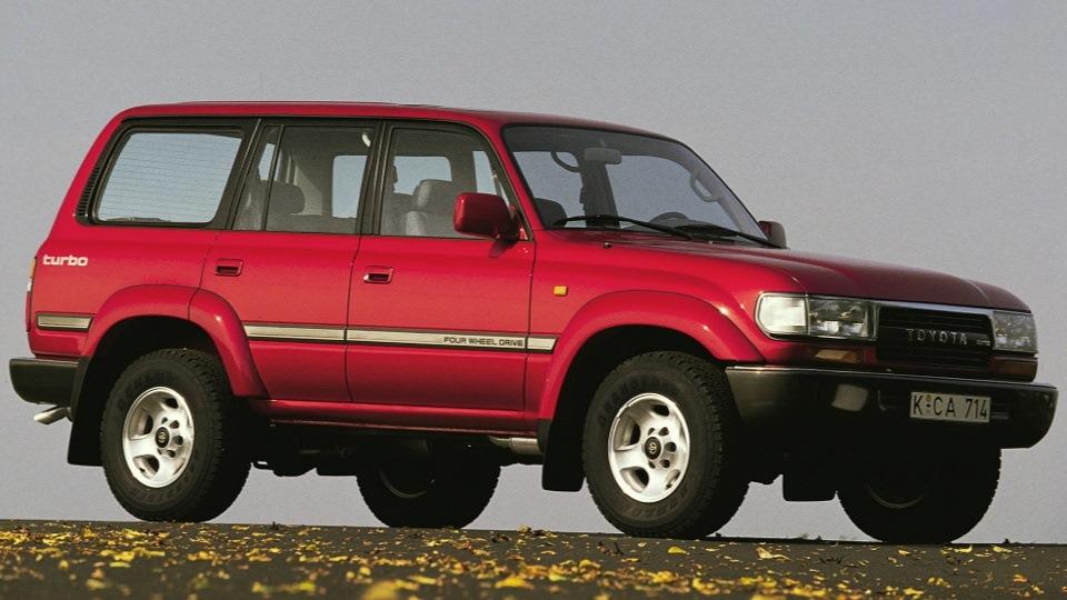 Toyota LC 80