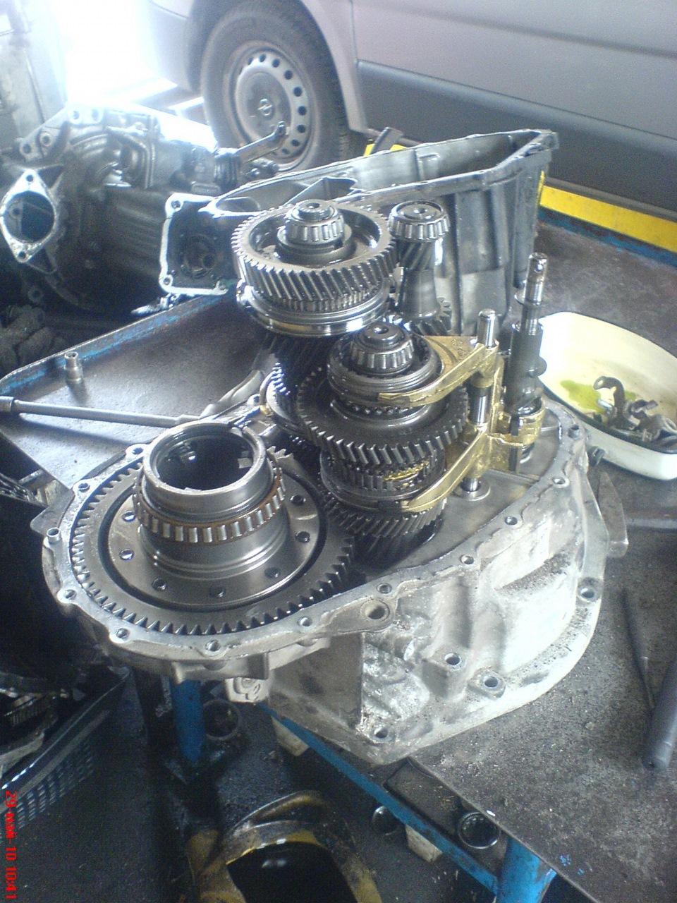 Opel vivaro ремонт