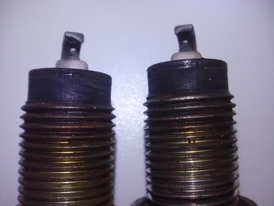 замена высоковольтных проводов на skoda yeti