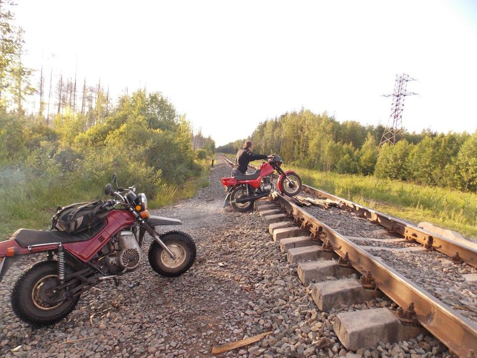 Мотоцикл Тула отзывы