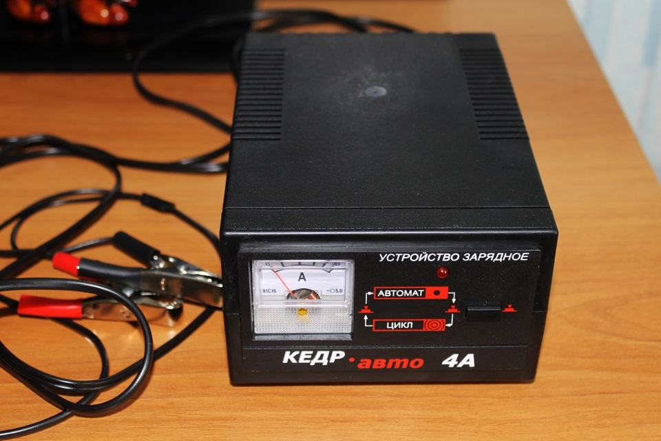 Как отремонтировать зарядное устройство кедр