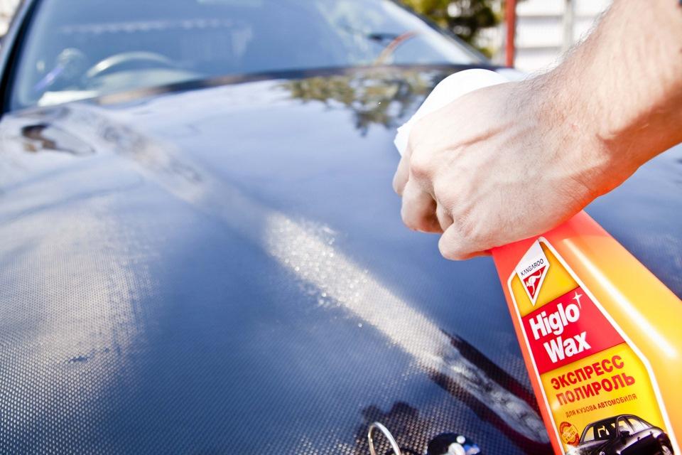 Полироли для кузова автомобиля: тесты