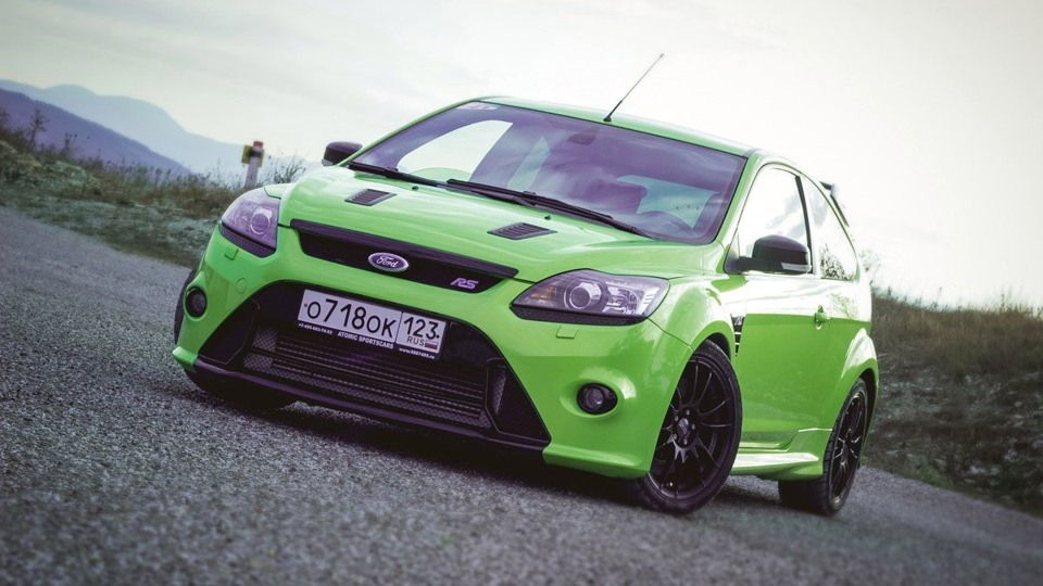 400 Hp Focus St By Ford Rs Drive2