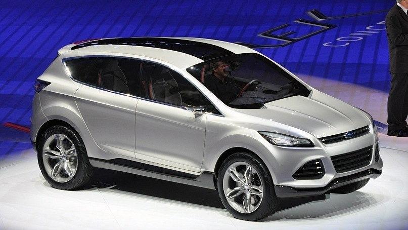 Ford готовит к дебюту компактный кроссовер Focus CUV
