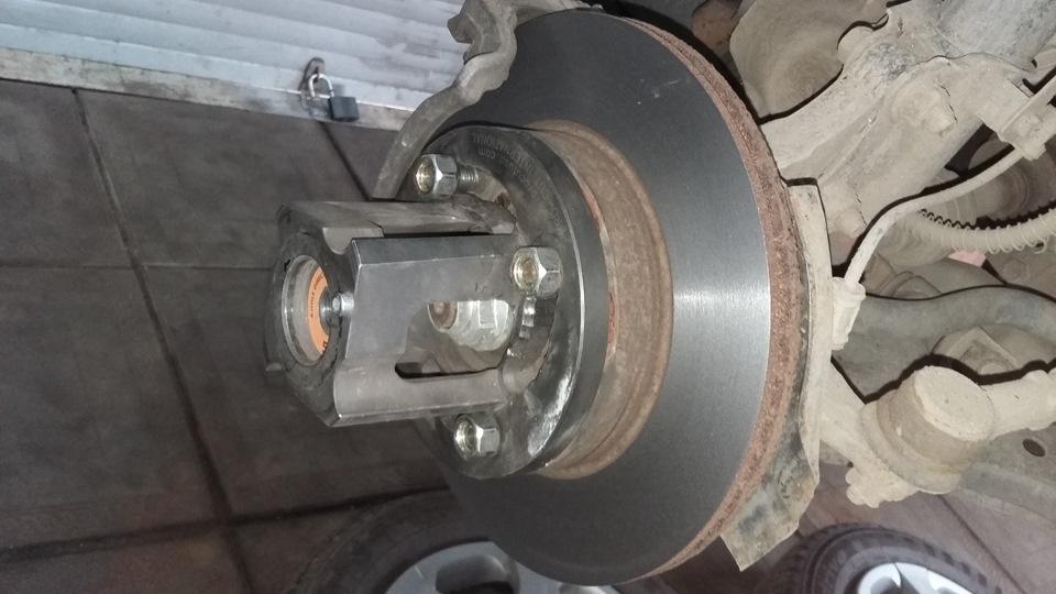 Тормозной диск хендай элантра
