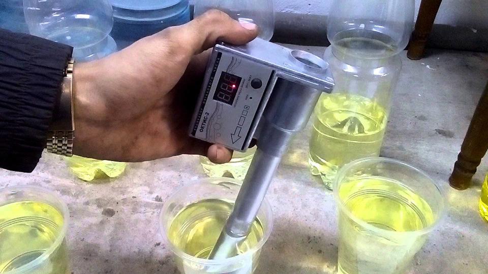 Как сделать дизельное топливо ту 439