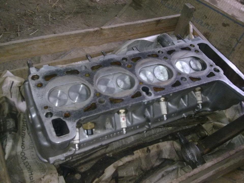 двигатель фиат 124
