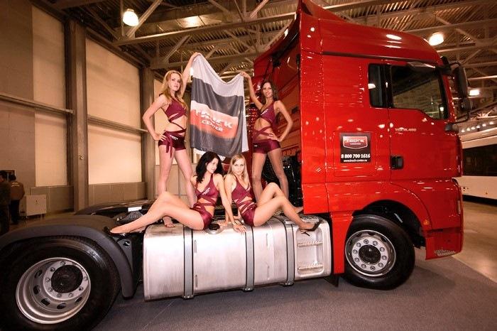 Nude women trucks girls naked