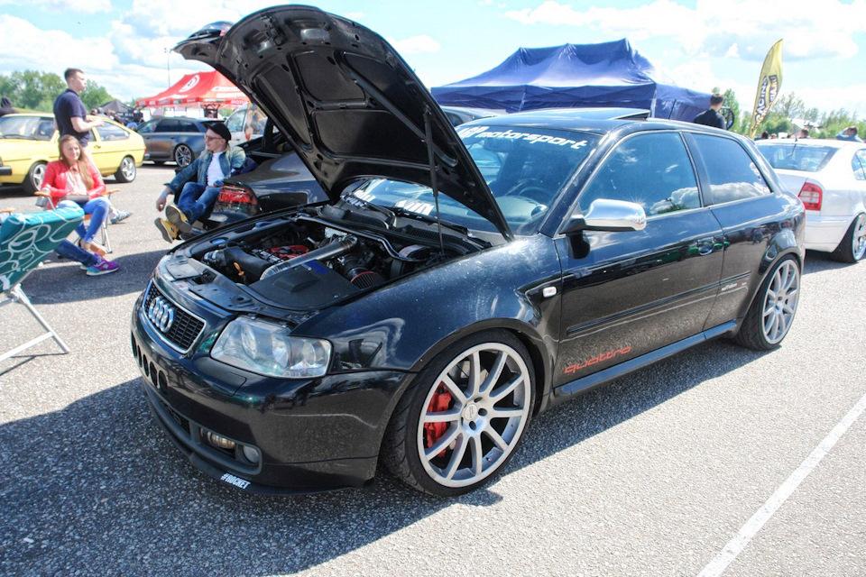 Audi S3 8L 1.8T Stage 4