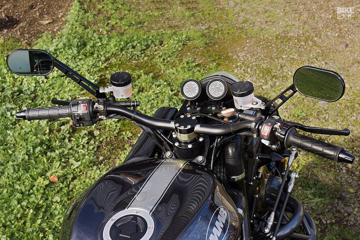 мотоцикл с двигателем от субару фото только