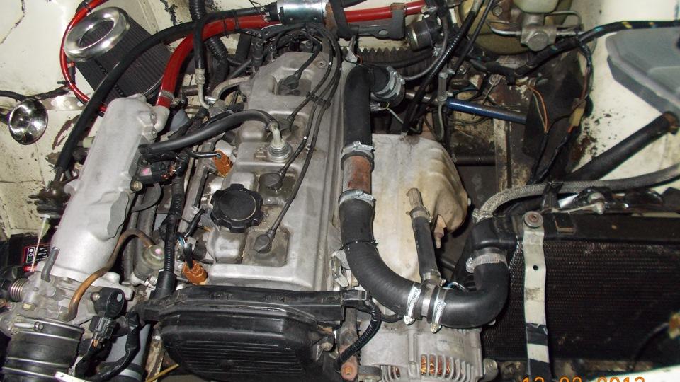 фото двигатель москвич 2141