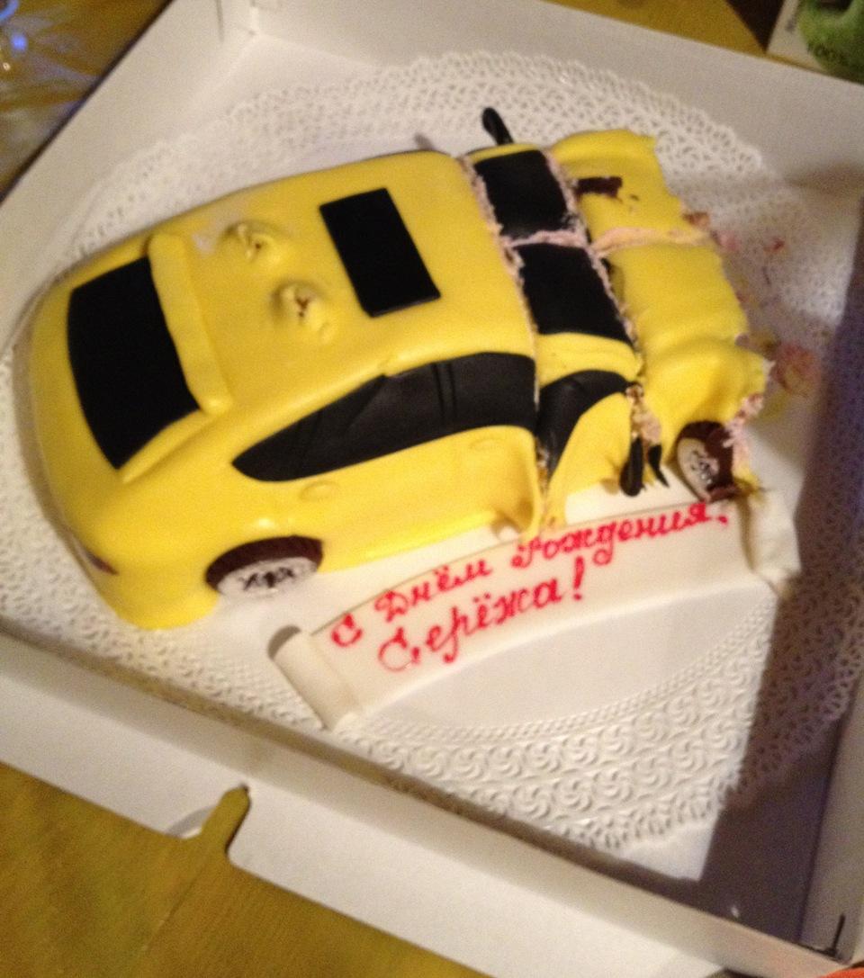 Торт на 2