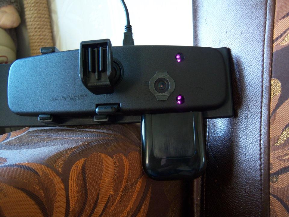 Установка видеорегистратора на своими руками