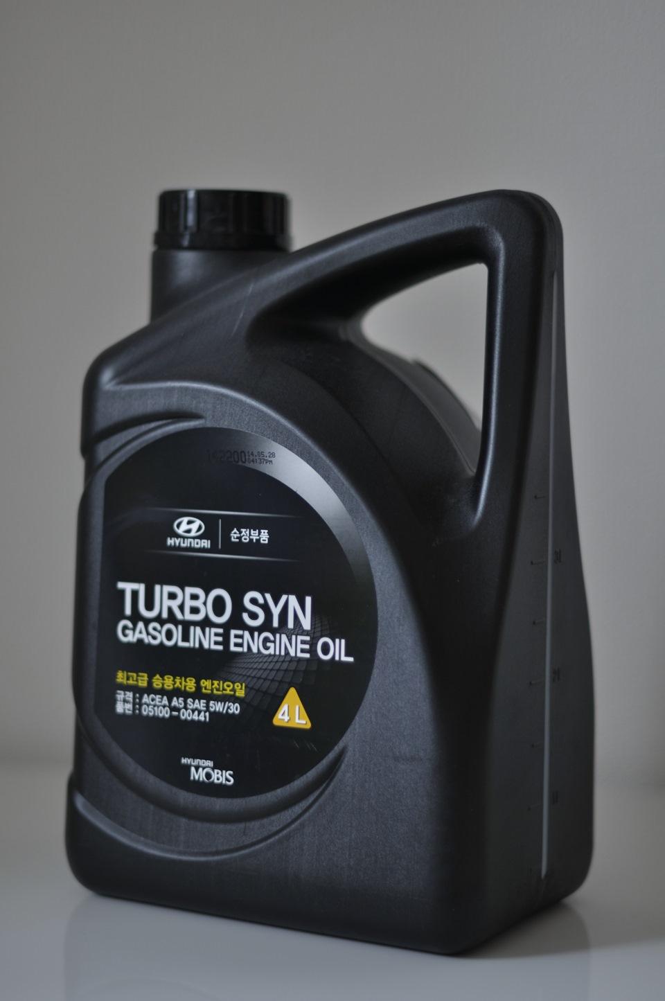 масло моторное на киа рио