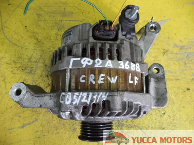 mazda 626 генератор