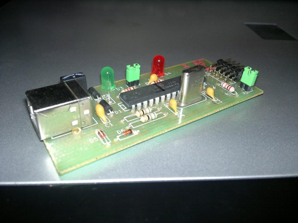 KhazamaAVRProgrammer фьюзы