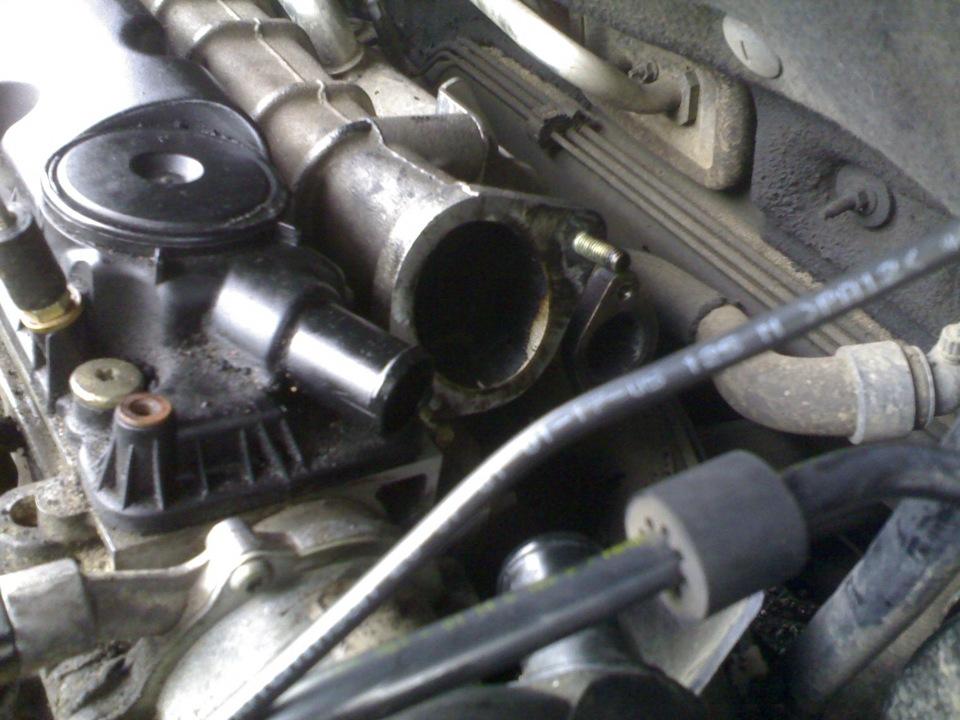 ситроен с5 2.0 бензин чистка егр