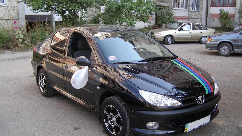 peugeot 206 sedan xr