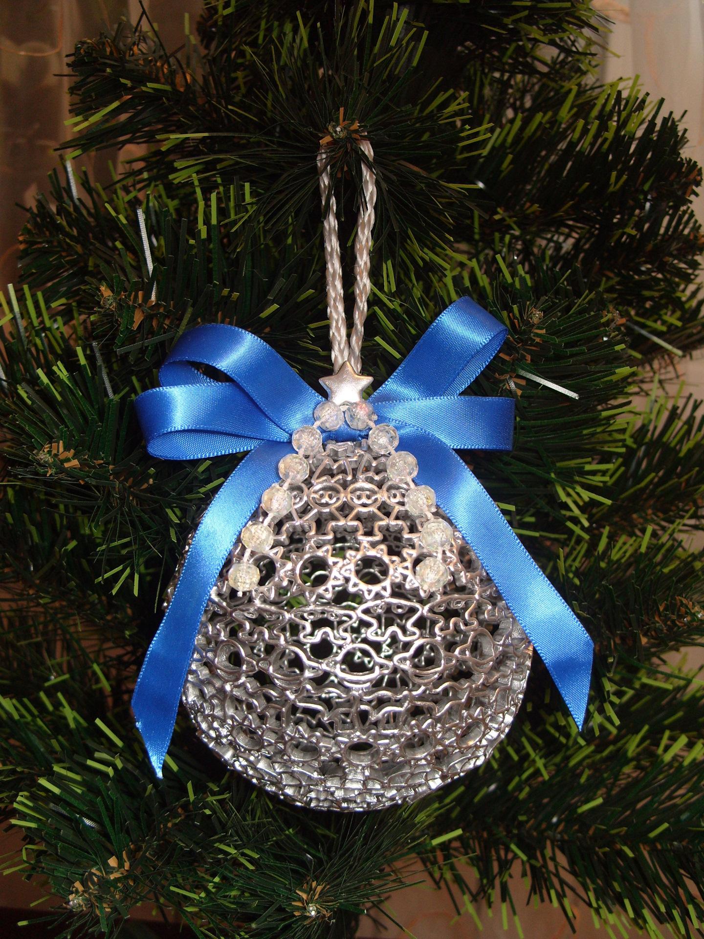поделка новогодний шар своими руками фото воевала невском пятачке