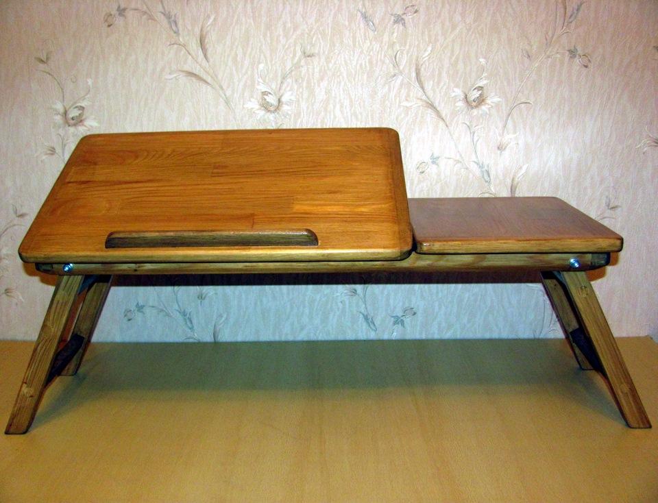 Столик для ноутбука в кровать: фото, видео, цена - работаем 28