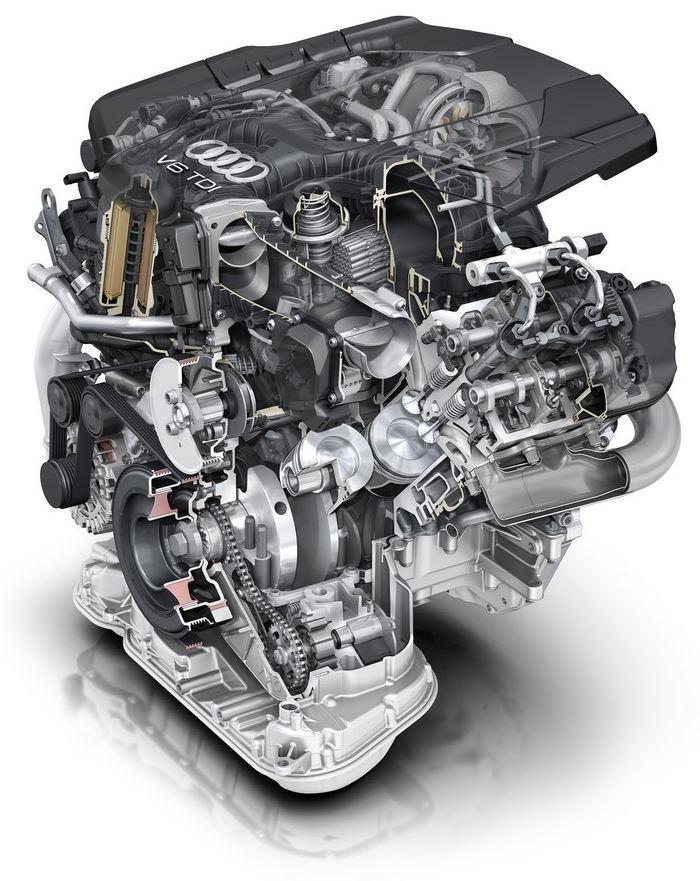 отзывы о двигателе audi 3.0 tdi q5