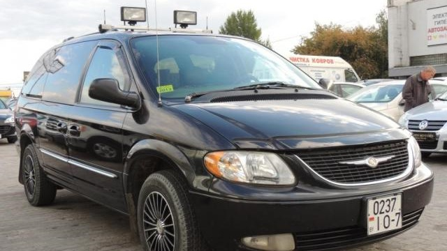 chrysler town and country 3 8 awd limited drive2. Black Bedroom Furniture Sets. Home Design Ideas