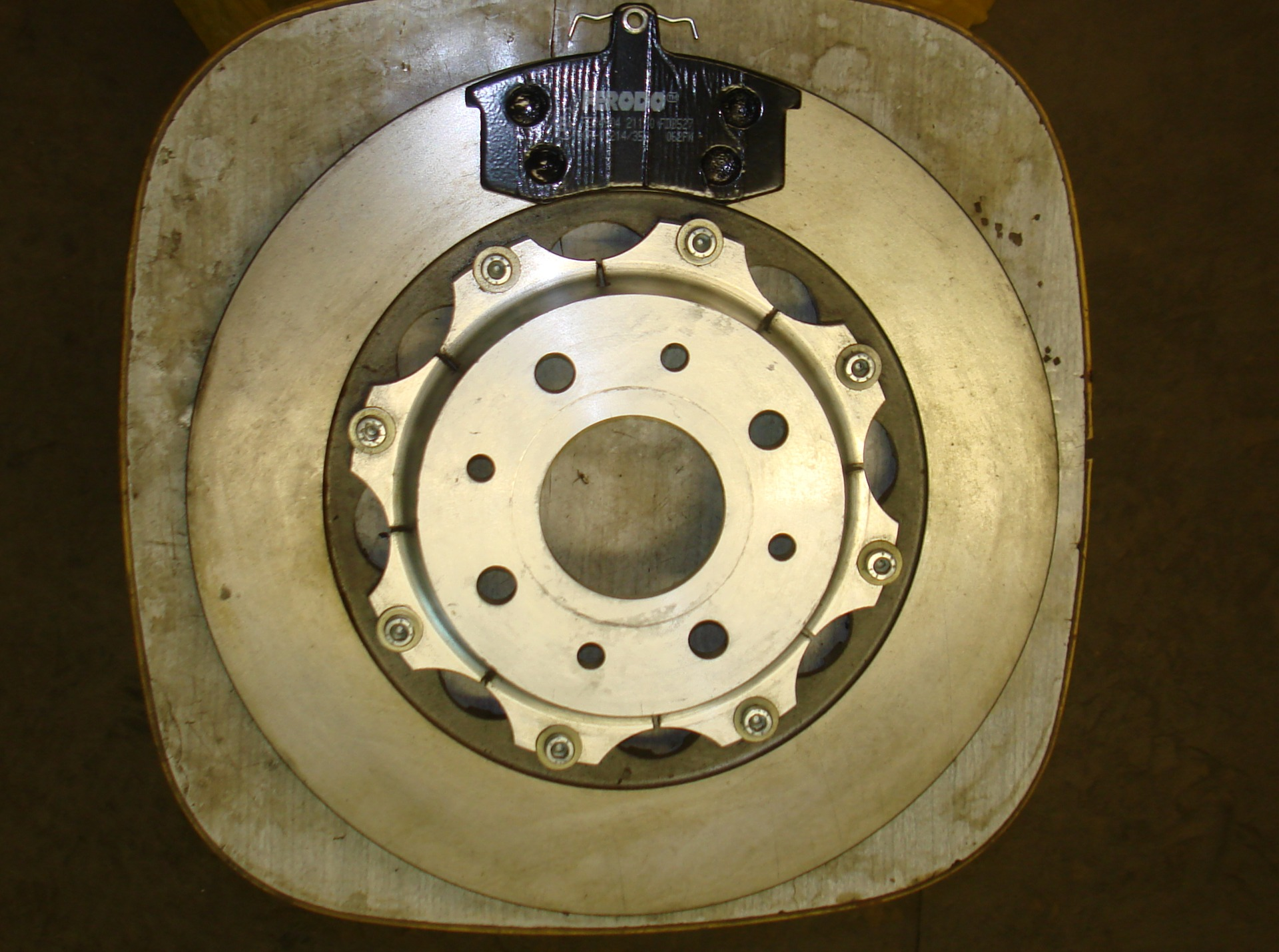 Опорные диски фото и схемами