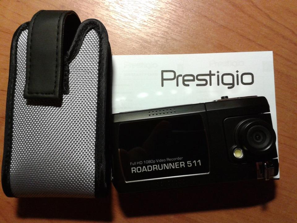 Видеорегистратор prestigio 511