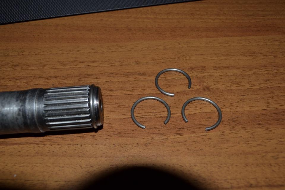 Как сделать стопорное кольцо фото 245