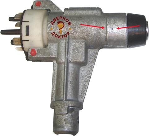 Как заменить контактную группу замка зажигания на ауди 80 - Биметалл Плюс
