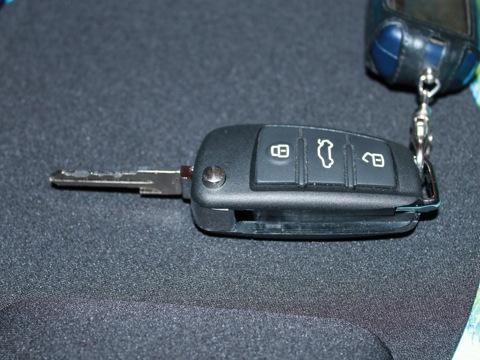 Как самому сделать выкидной ключ для автомобиля