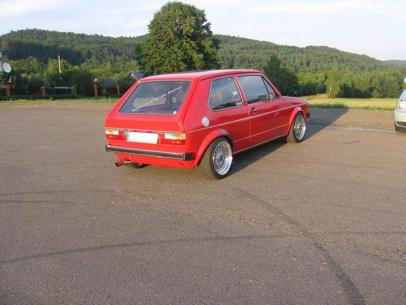 Garage vw golf mk1 from poland for Garage volkswagen 94 creteil