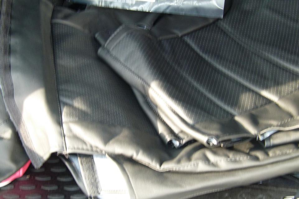 Автомочехлы для Skoda Yeti, чехлы на сиденья Шкода