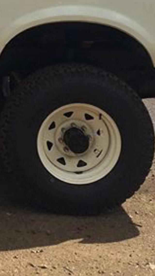диски колесные ford bronco