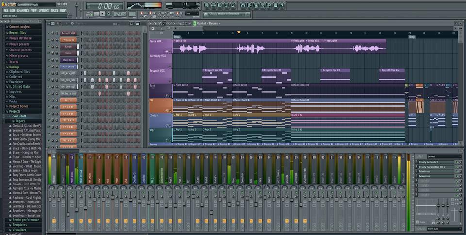 крякнутые програмы для сочинения музыки